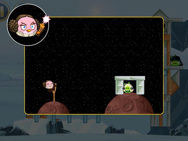 Angry Birds Star Wars : la Princesse Leia est dans la place !