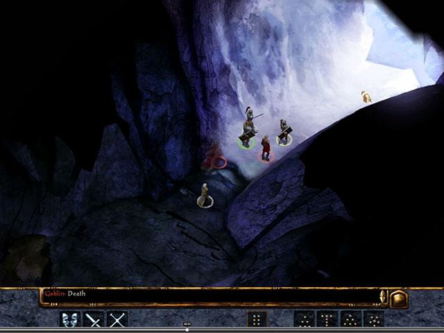 Une vidéo de gameplay pour Baldur's Gate Enhanced Edition