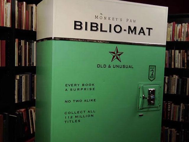 Monkey's Paw Biblio-mat