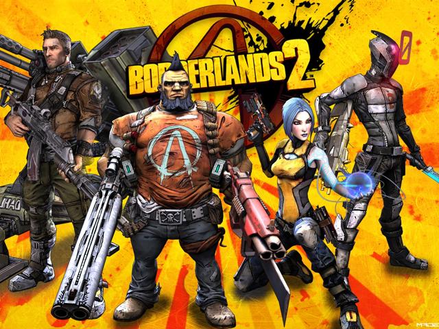 Borderlands 2 est disponible sur Mac OS !