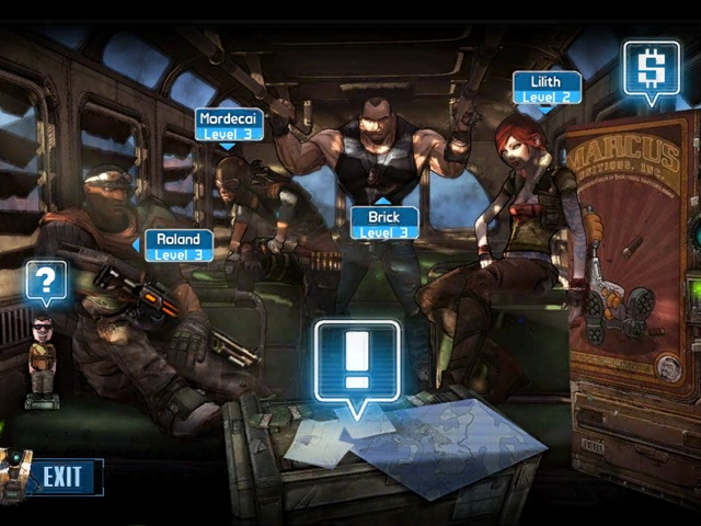 Borderlands Legends est disponible sur iPhone et iPad