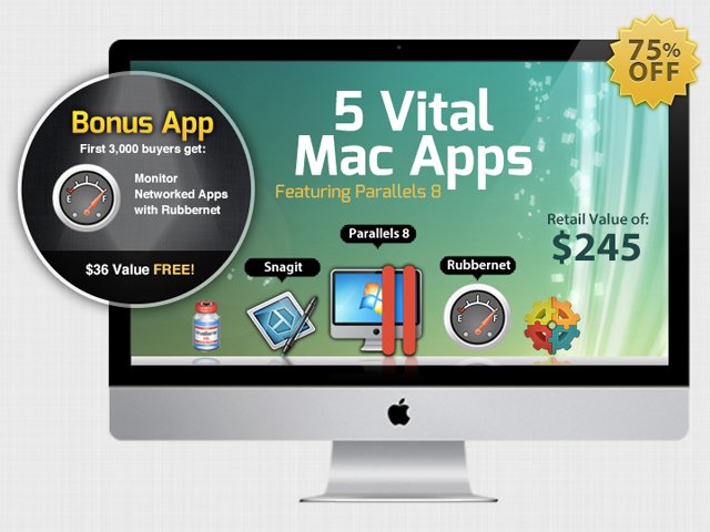 Mac Utility Bundle : 5 applications pour 59$