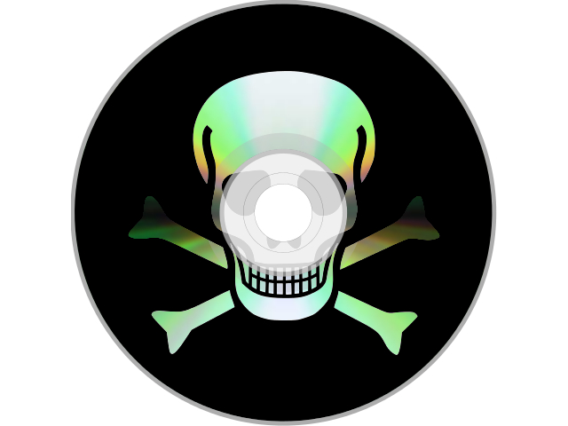 CD pirate