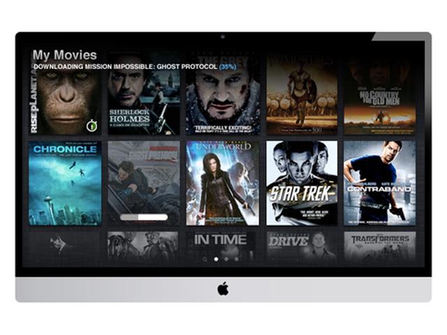 Concept iTV : iTunes (bis)