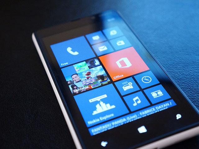Windows Phone 7.8 : déploiement début 2013