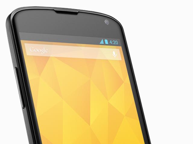 Nexus 4 : les expéditions vont peut-être reprendre cette semaine