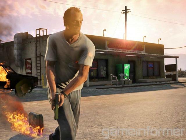 Grand Theft Auto 5 : trois personnages et une carte gigantesque