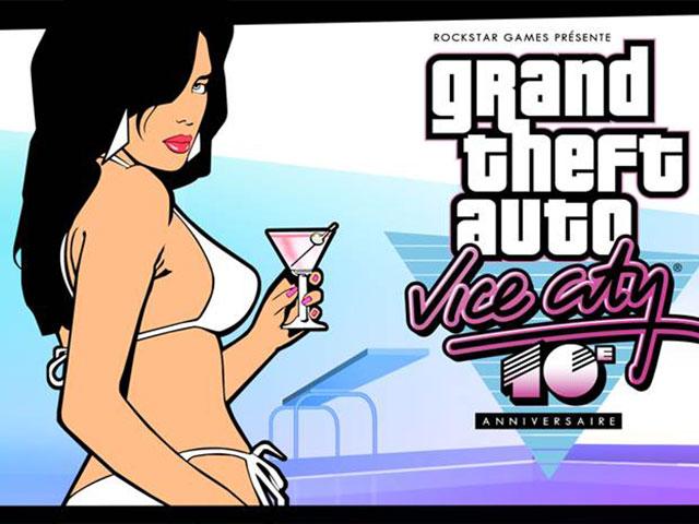 Grand Theft Auto Vice City : une vidéo pour commémorer son dixième anniversaire