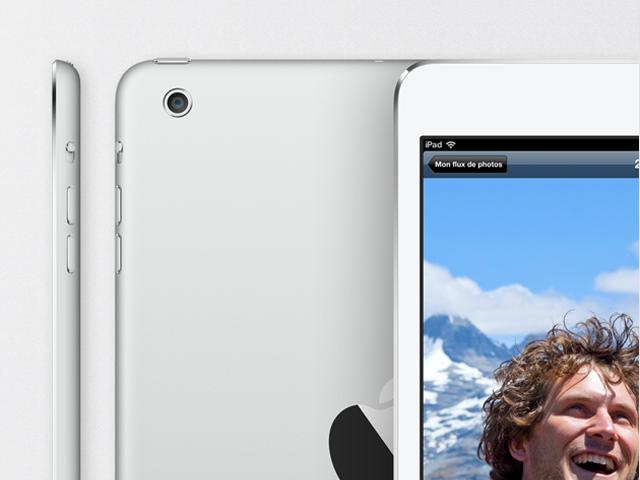 Vidéo : un iPad Mini intégré au tableau de bord d'une voiture