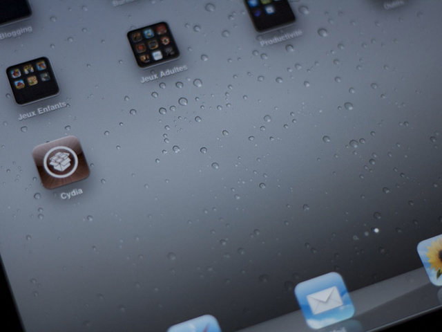 Jailbreak iOS 6.0.1 : dispo en tethered