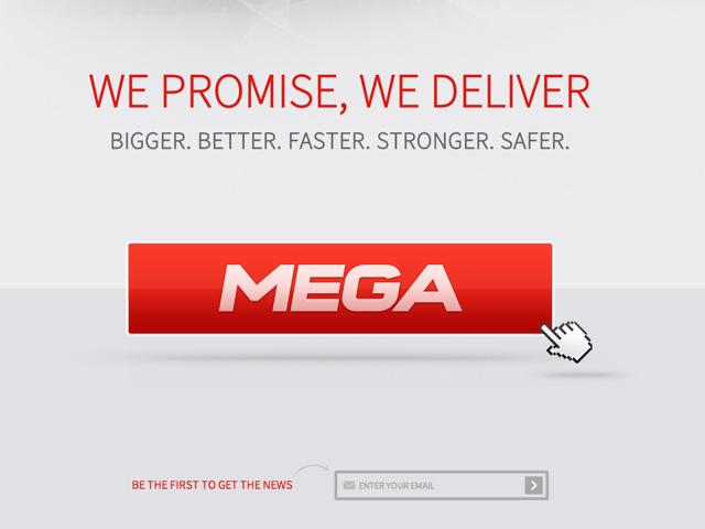 Mega.co.nz : le nouveau nom de domaine du Megaupload 2.0 !
