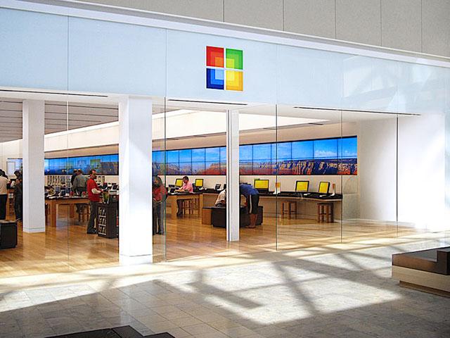 Bientôt des Microsoft Stores en Europe ?