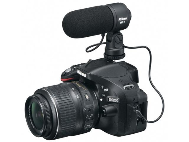 Nikon D5200 : les spécifications techniques officielles