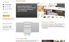 Amazon : ouverture des pages pour les professionnels de la vente