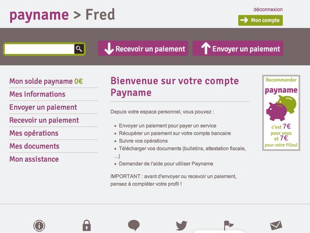 Payname : le paiement facile et légal entre particuliers