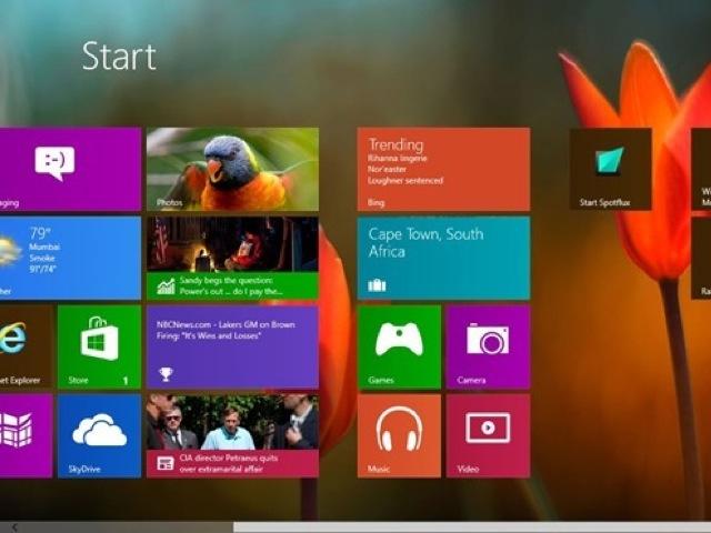 Personnaliser l'écran d'accueil de Windows 8 avec Decor8