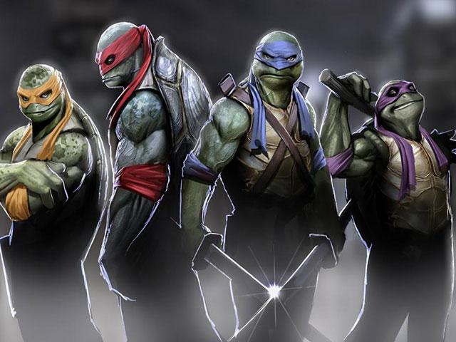 Le reboot des tortues ninja pr vu pour le 28 mai 2014 - Le nom des tortue ninja ...