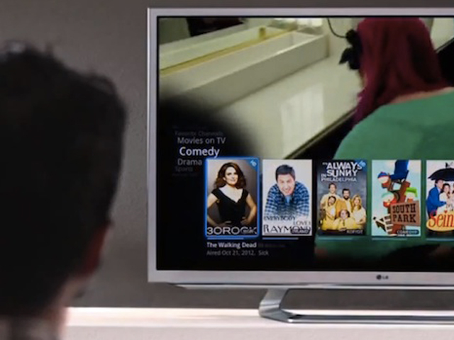 Google TV : la recherche vocale en approche !