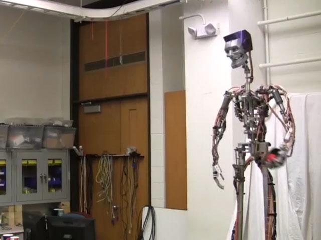 Le robot jongleur de Disney Research en vidéo
