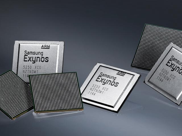 Samsung : bientôt un processeur ARM 8 coeurs