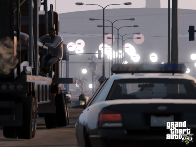 Grand Theft Auto 5 : le second trailer officiel !