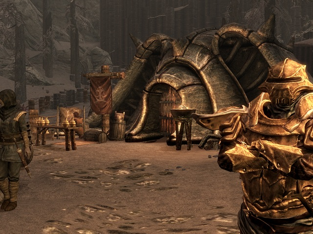 Skyrim Dragonborn : les images, la bande annonce et quelques informations en plus