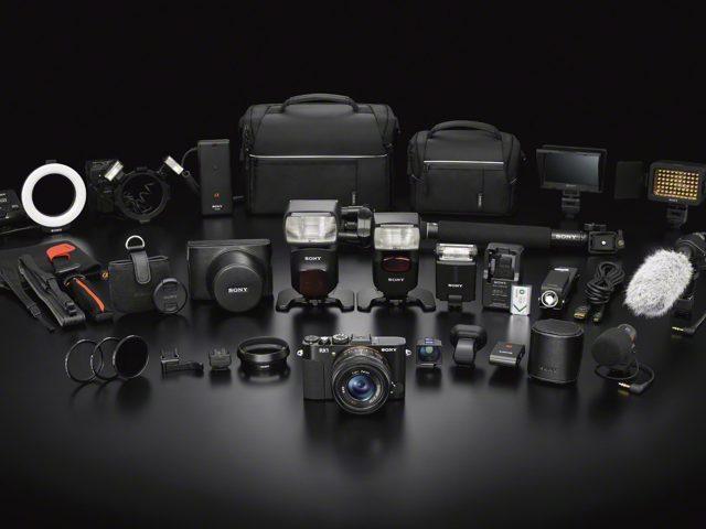 Sony : un hybride plein format pour l'année prochaine