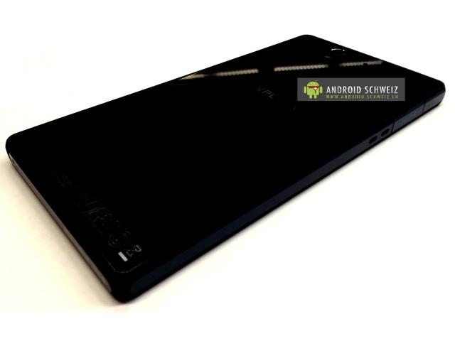 Sony Yuga : quelques photos et les premières spécifications en prime