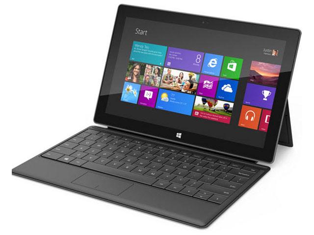 Microsoft Surface Pro : lancement en janvier 2013