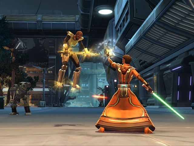 "Star Wars The Old Republic : le ""free-to-play"" pour le 15 novembre"
