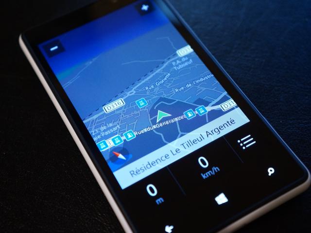 Test : Nokia Lumia 820
