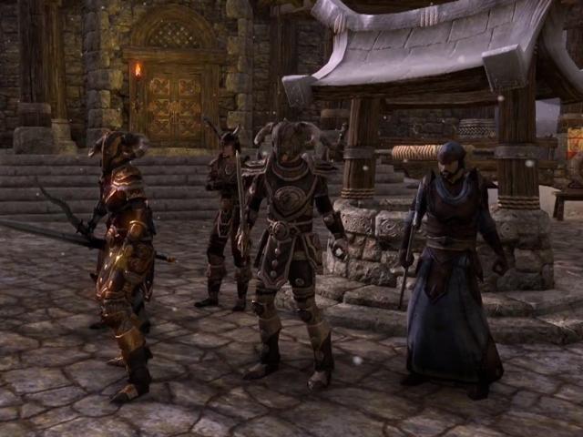 The Elder Scrolls Online : une vidéo, des captures et des informations