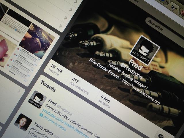 Twitter : bientôt des filtres pour les photos