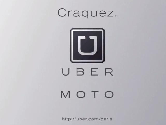 Bon Plan : Uber Moto t'offre une course toute cette semaine !