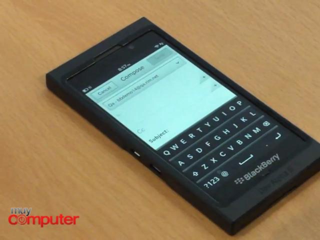 10 minutes avec BlackBerry 10
