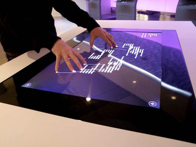 Vidéo : Windows 8 sur la première Microsoft Surface