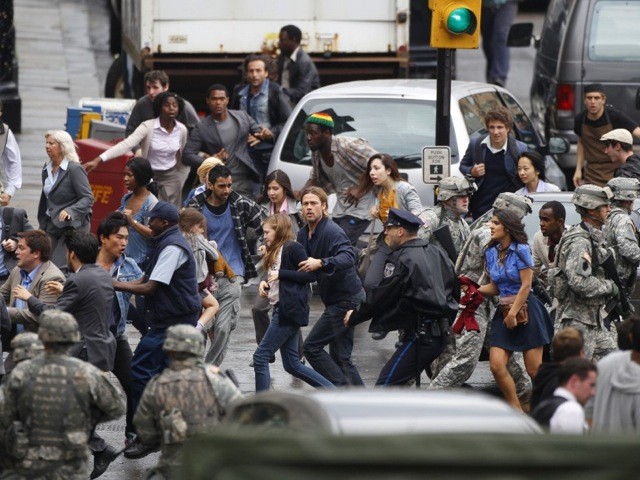 World War Z : la bande annonce officielle