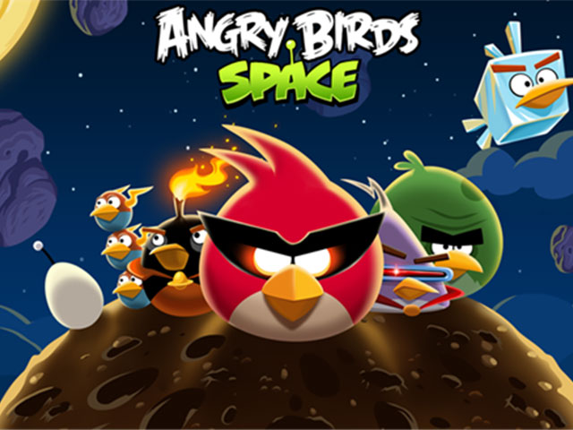 Angry Birds Space est disponible sur Windows Phone !