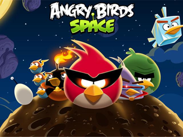 Angry Birds Space est disponible sur Windows Phone !