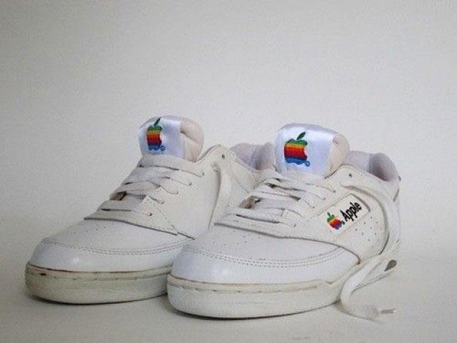Des baskets Apple sorties tout droit des années 90