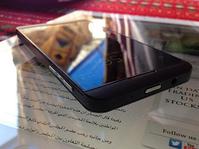 De nouvelles photos pour le BlackBerry Z10