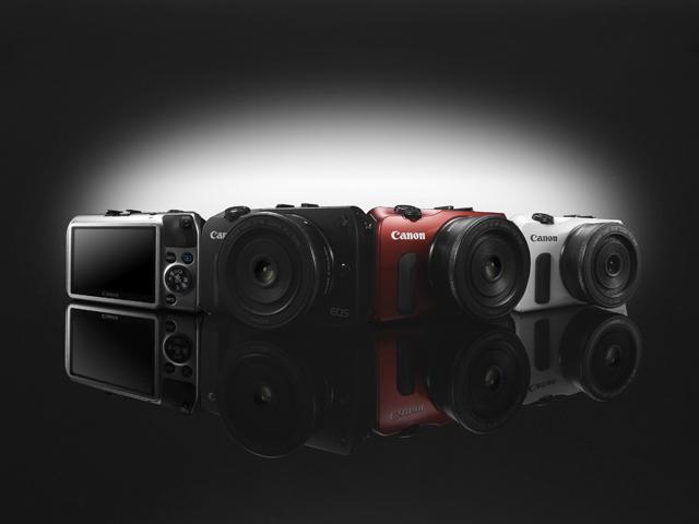 """Canon EOS M """"Advanced"""" : lancement au second semestre 2013"""