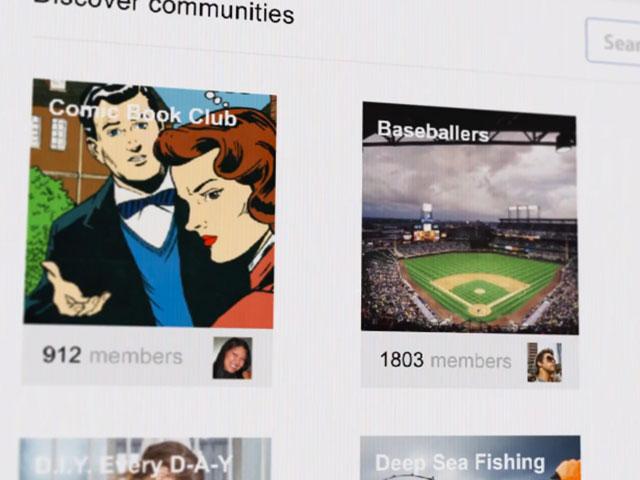 Google+ lance ses communautés