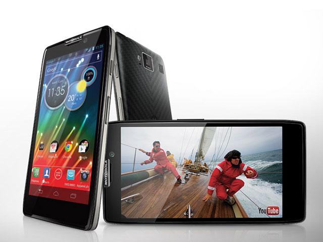 Concours de Noël : gagne un Motorola Razr HD !