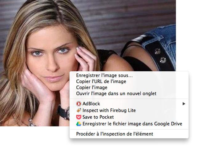 Enregistrer n'importe quel contenu web sur Google Drive