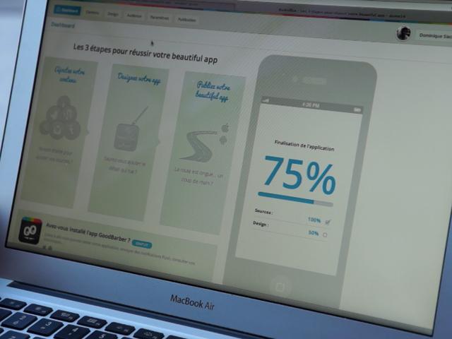 GoodBarber V2 : la création d'applications mobiles encore plus facile !