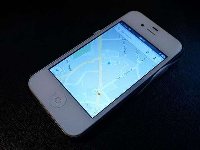 Google Maps : il est dispo sur l'AppStore !