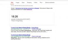 Google Search : du changement pour les OneBoxes