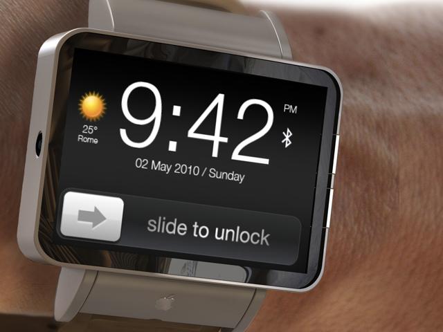 Apple : vers une montre intelligente ?