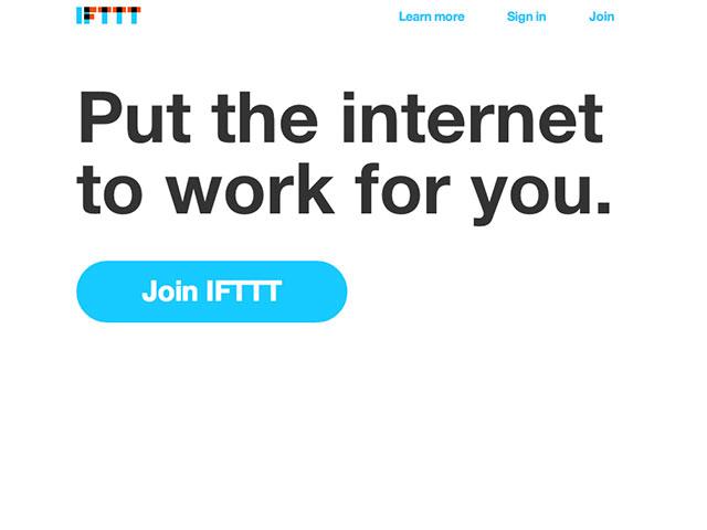 IFTTT : quelques recettes incontournable pour bien démarrer